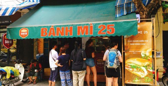 ハノイ絶対お勧めのバインミー bánh mì 25 vietworld